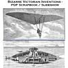 Bizarre Victorian Inventions - PDF Scrapbook / Slideshow