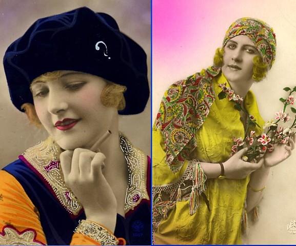 Product picture Art Deco Fashion Models - PDF Slideshow Album