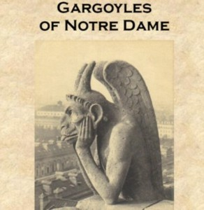 Product picture Gargoyles of Notre Dame - A PDF Vintage Photo Album